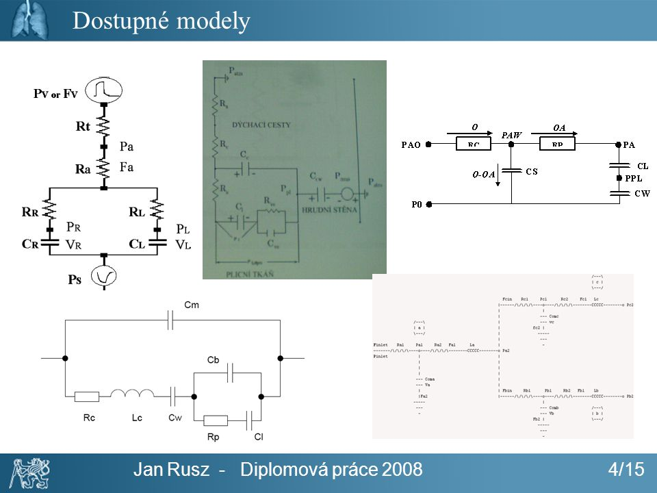Jan Rusz - Diplomová práce 2008 4/15