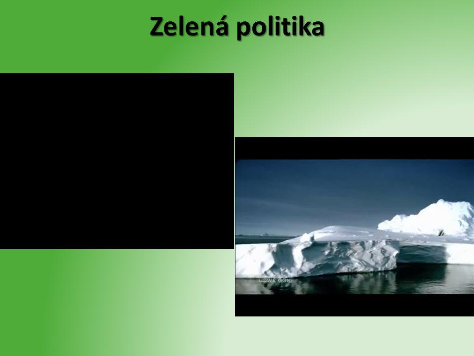 Zelená politika