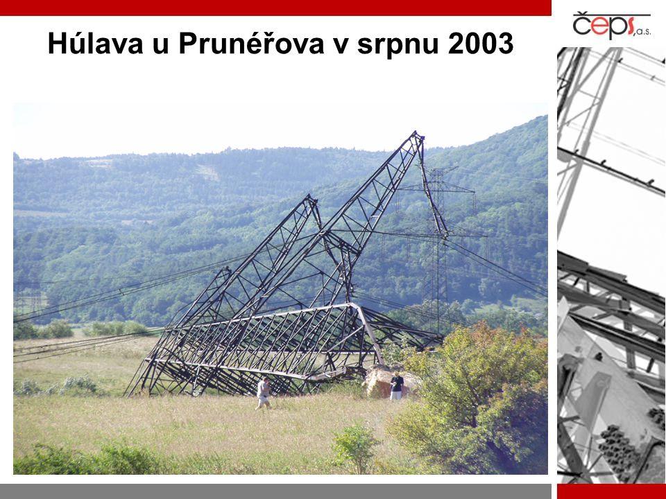 Húlava u Prunéřova v srpnu 2003