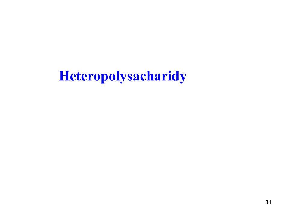 Heteropolysacharidy