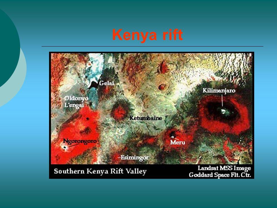 Kenya rift