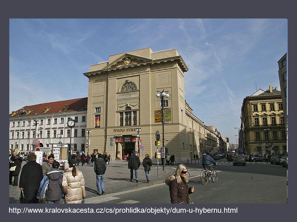 dům U Hybernů http://www.kralovskacesta.cz/cs/prohlidka/objekty/dum-u-hybernu.html