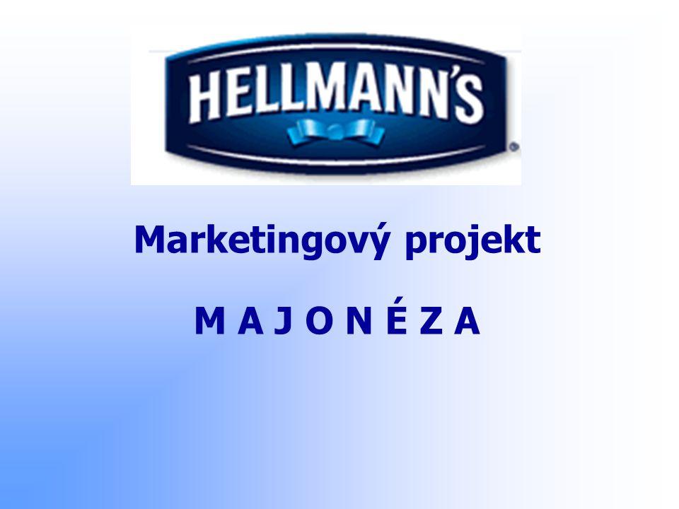 Marketingový projekt M A J O N É Z A