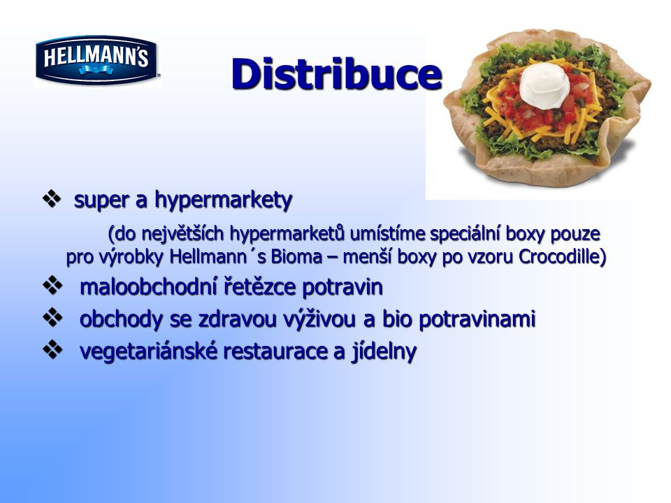 Distribuce super a hypermarkety