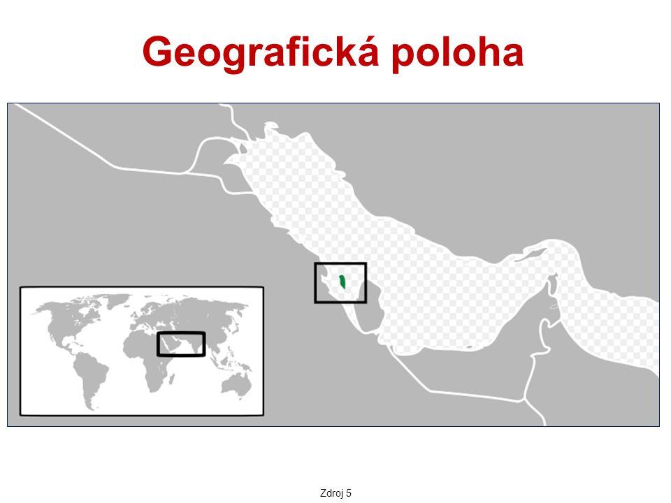 Geografická poloha Zdroj 5