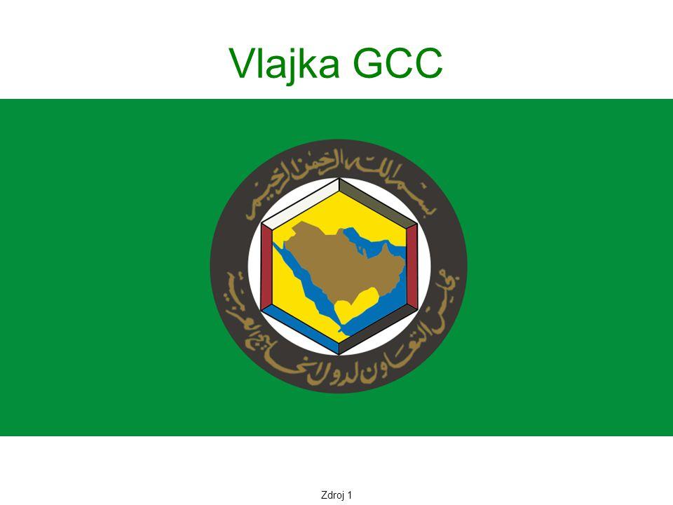 Vlajka GCC Zdroj 1