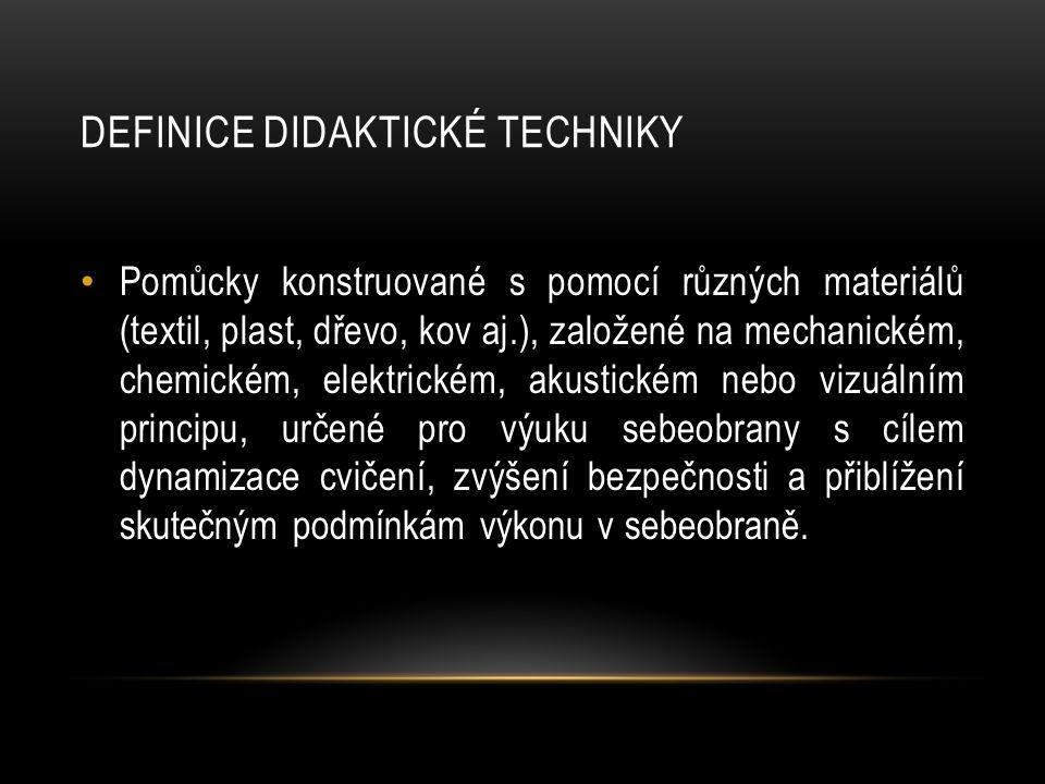 Definice didaktické techniky
