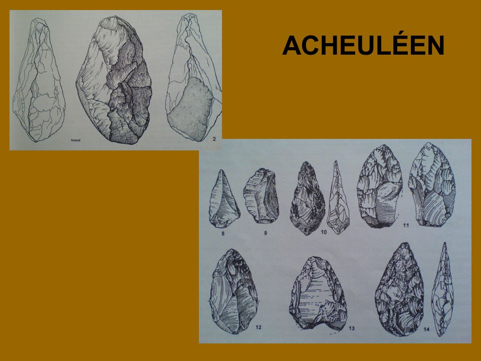 ACHEULÉEN