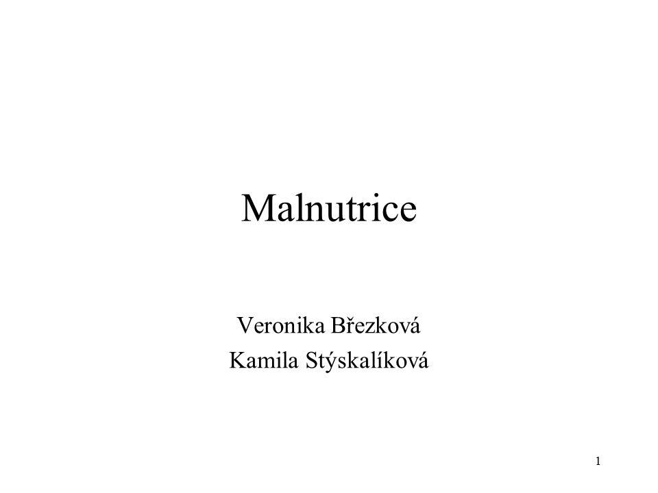 Veronika Březková Kamila Stýskalíková