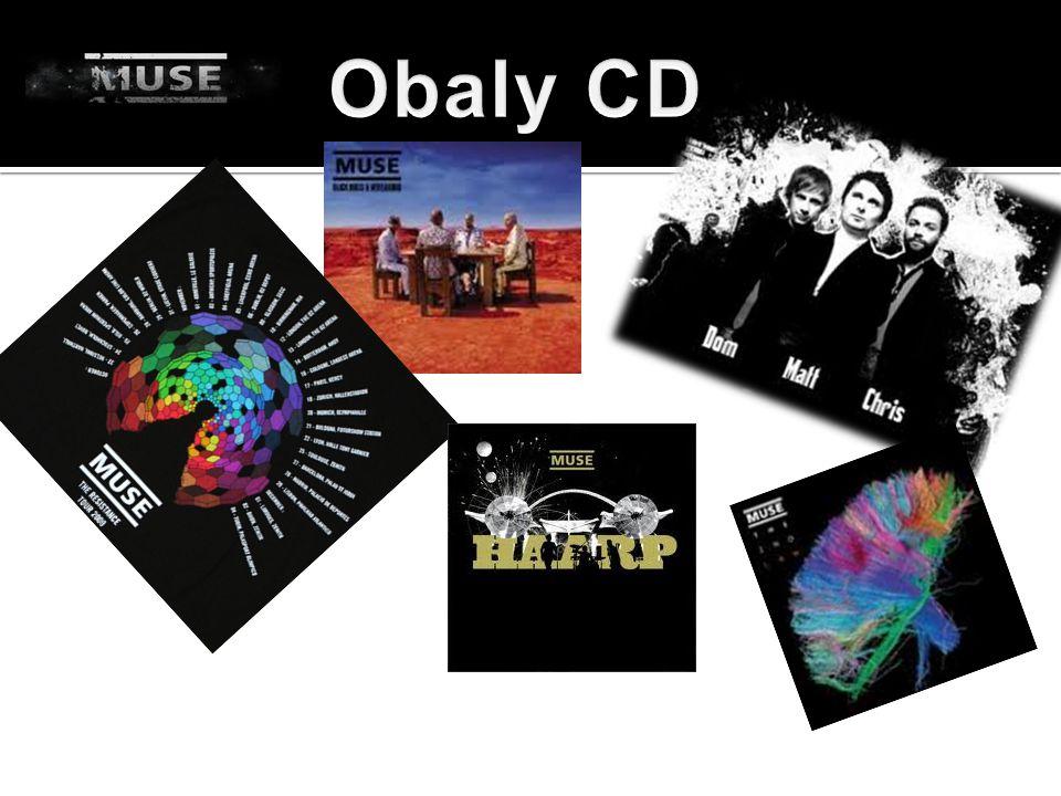 Obaly CD