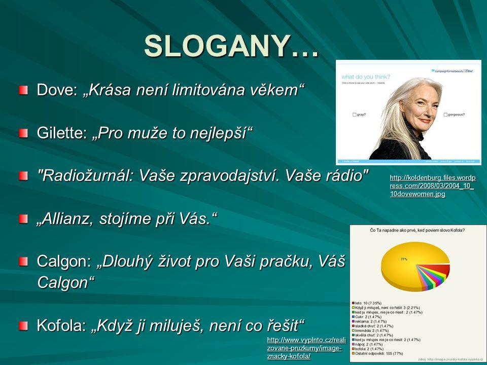 """SLOGANY… Dove: """"Krása není limitována věkem"""