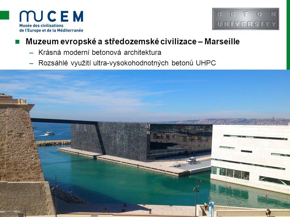 Muzeum evropské a středozemské civilizace – Marseille