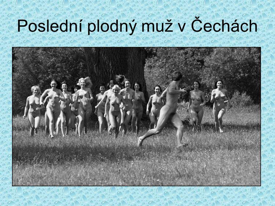 Poslední plodný muž v Čechách