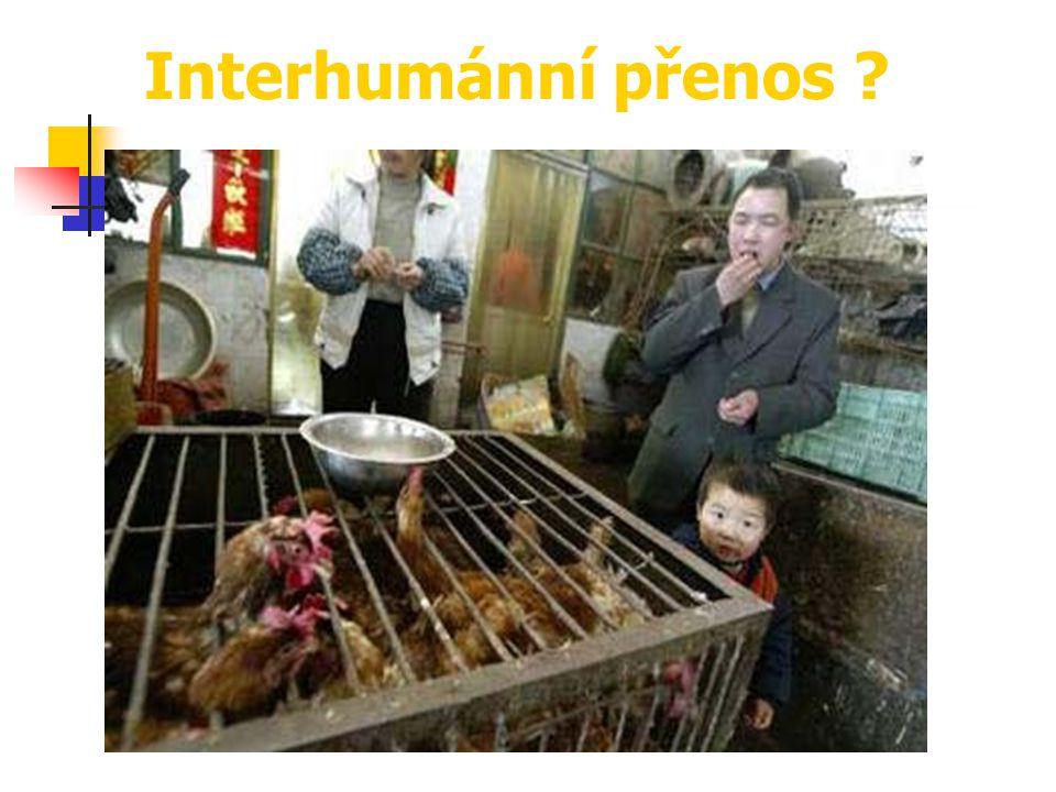 Interhumánní přenos