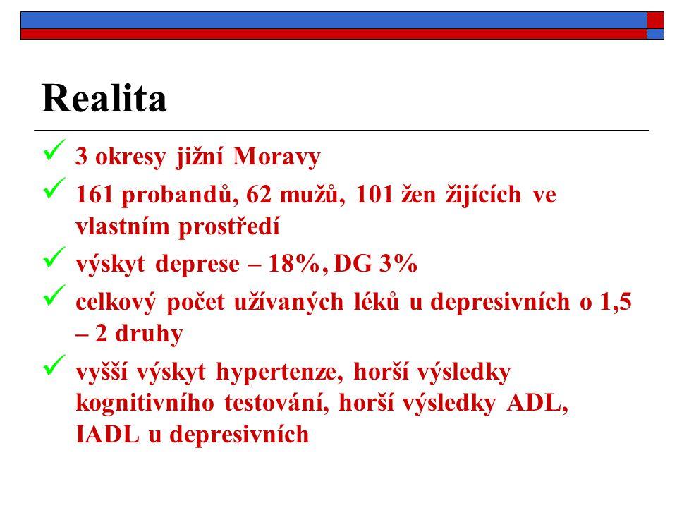 Realita 3 okresy jižní Moravy