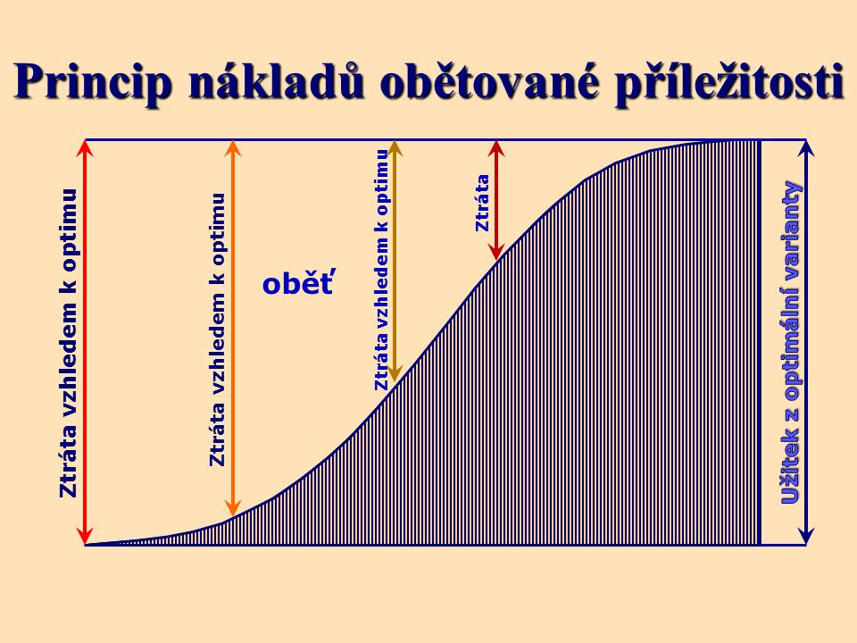 Princip nákladů obětované příležitosti