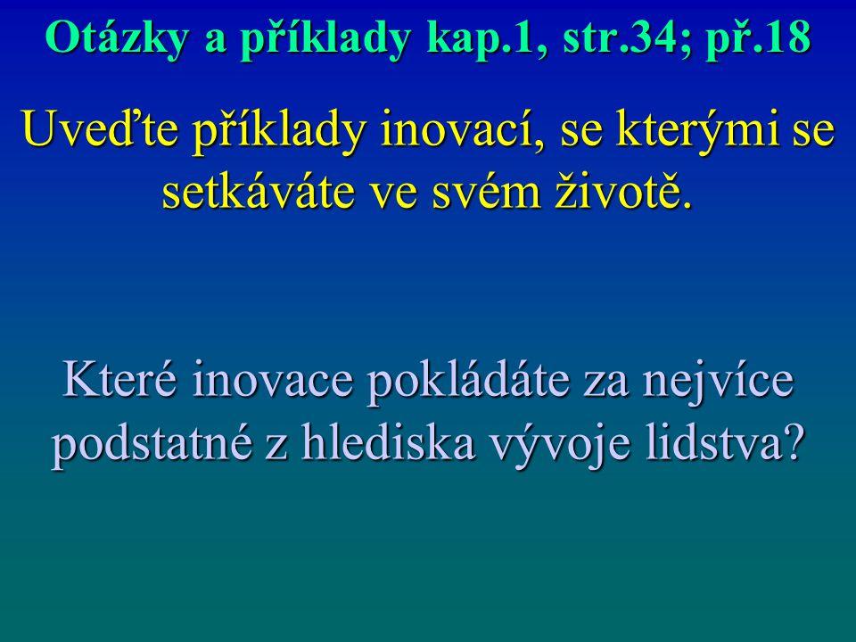 Otázky a příklady kap.1, str.34; př.18