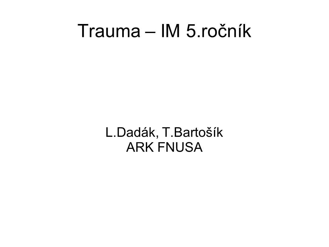 L.Dadák, T.Bartošík ARK FNUSA