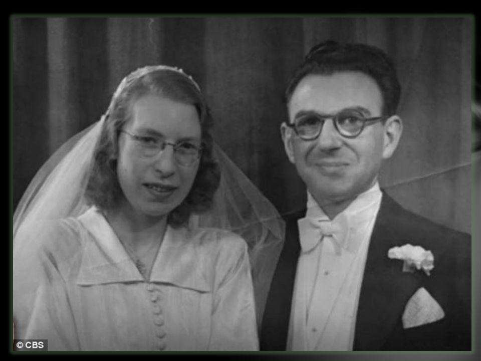 RODINNÝ ŽIVOT 1948 svatba s Dánkou dům v Mainheadu
