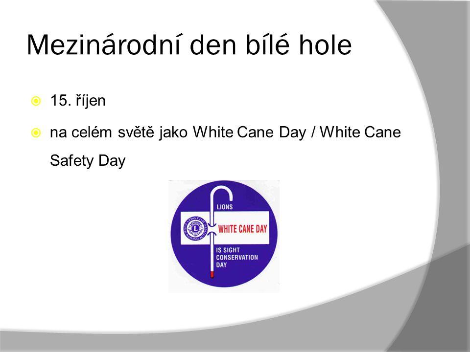 Mezinárodní den bílé hole
