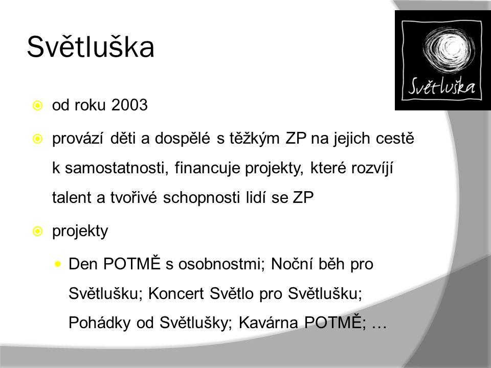 Světluška od roku 2003.