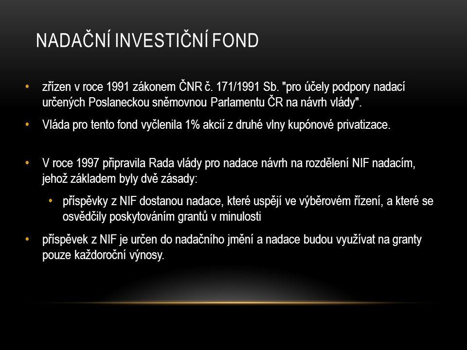 Nadační investiční fond