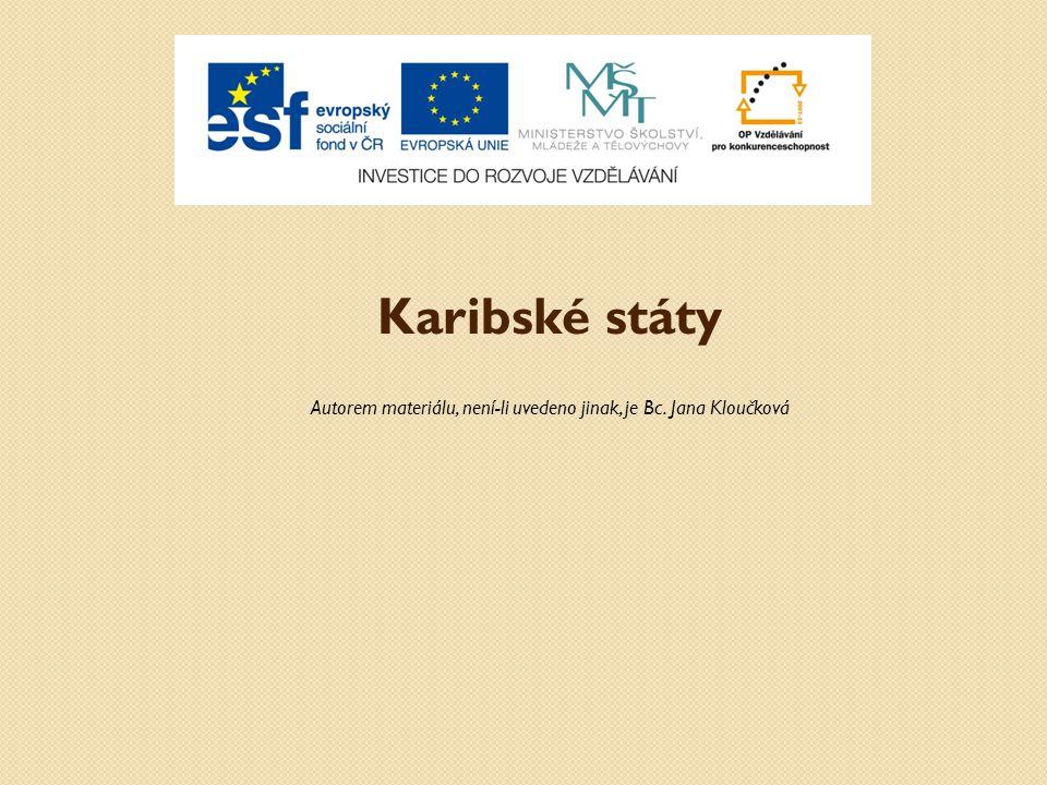 Autorem materiálu, není-li uvedeno jinak, je Bc. Jana Kloučková