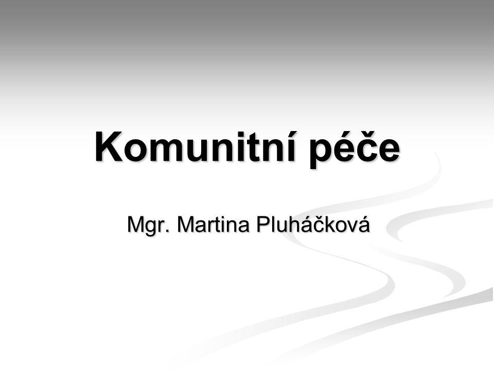 Mgr. Martina Pluháčková