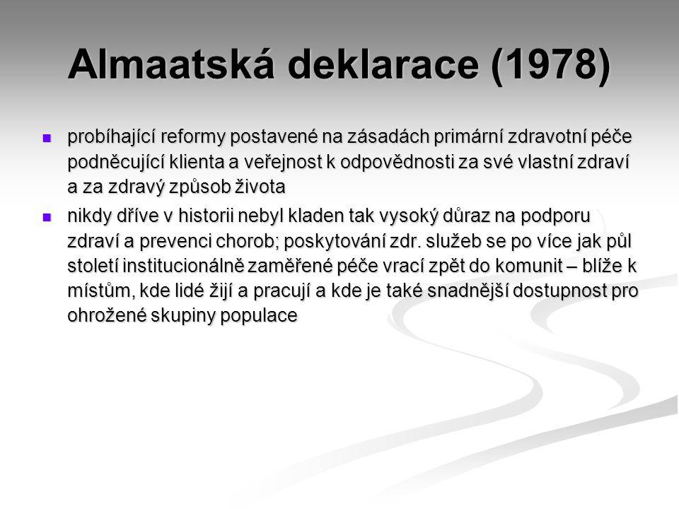 Almaatská deklarace (1978)
