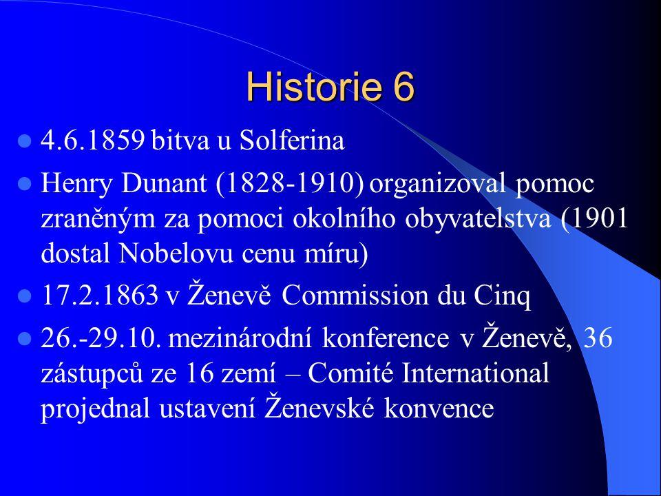 Historie 6 4.6.1859 bitva u Solferina