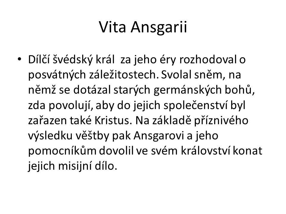 Vita Ansgarii