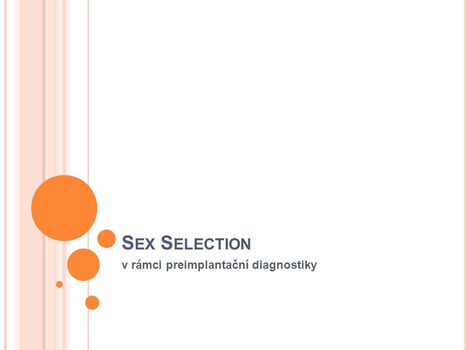 v rámci preimplantační diagnostiky