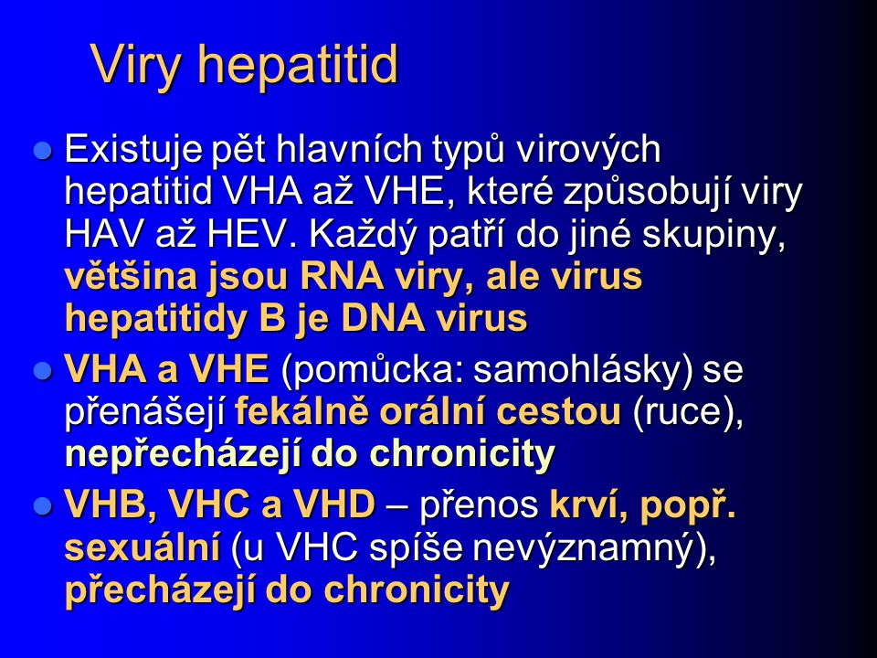 Viry hepatitid