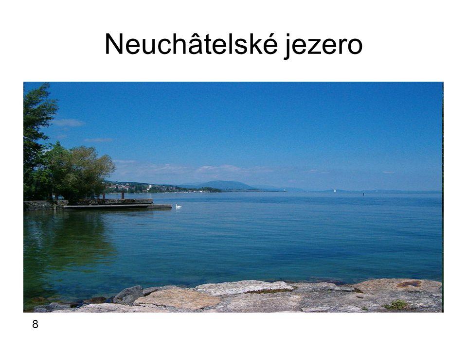 Neuchâtelské jezero 8