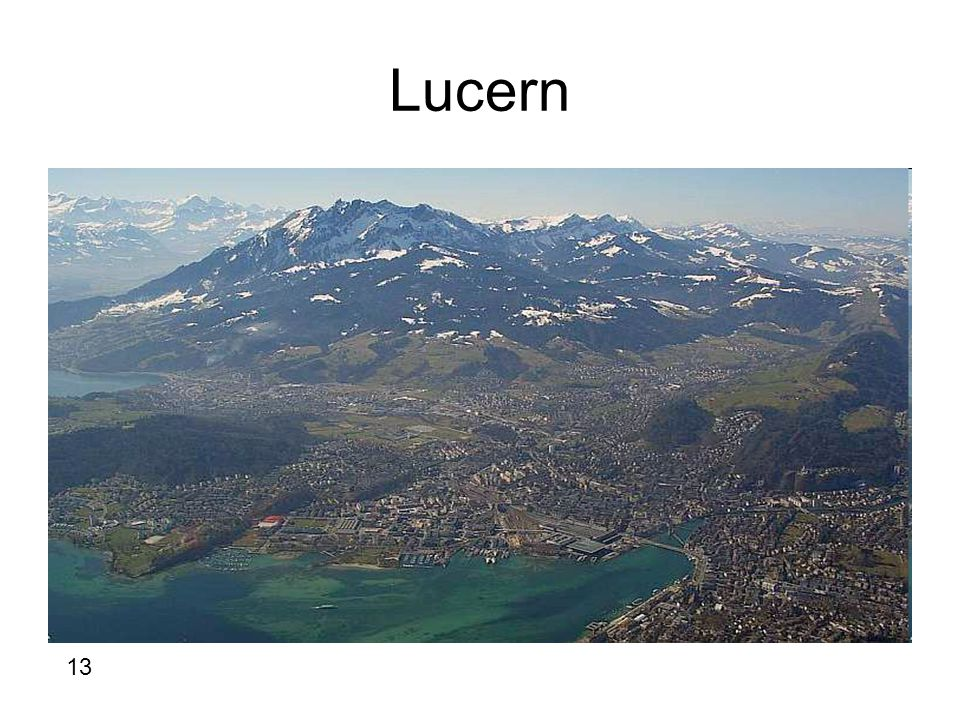 Lucern 13