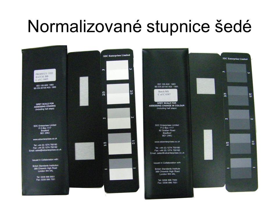Normalizované stupnice šedé