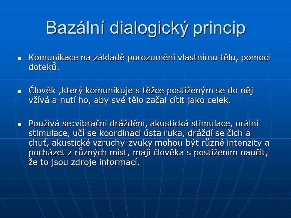 Bazální dialogický princip