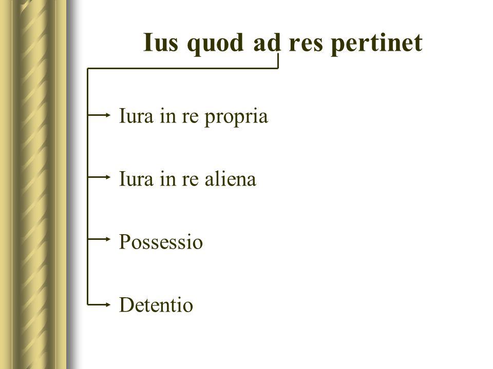 Ius quod ad res pertinet