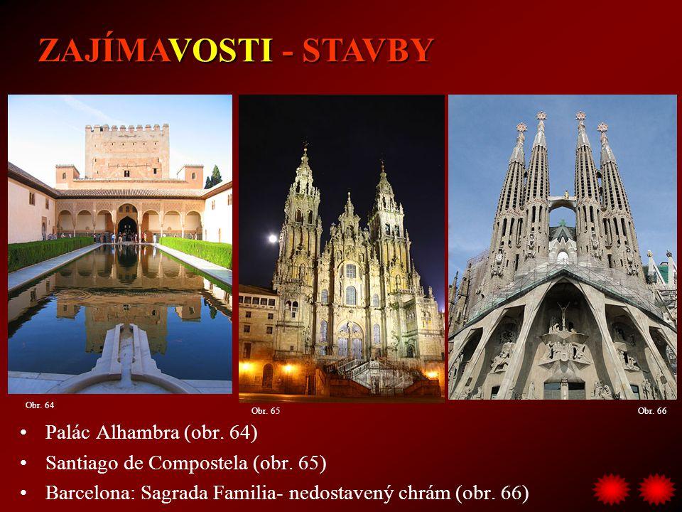 ZAJÍMAVOSTI - STAVBY Palác Alhambra (obr. 64)