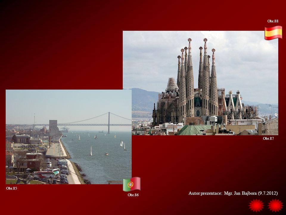 Autor prezentace: Mgr. Jan Bajbora (9.7.2012)