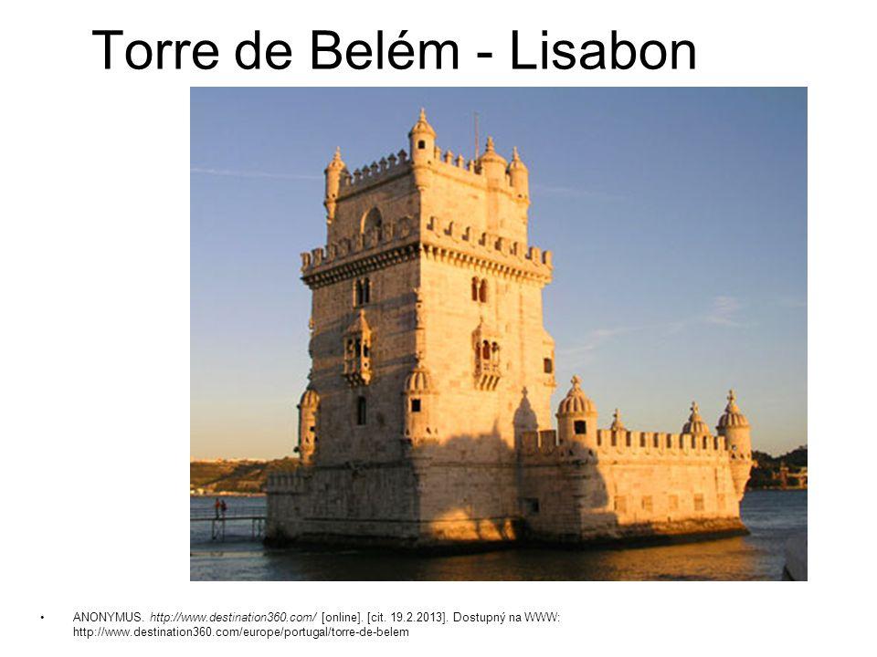 Torre de Belém - Lisabon