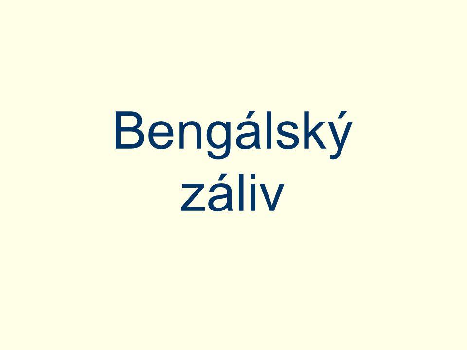 Bengálský záliv