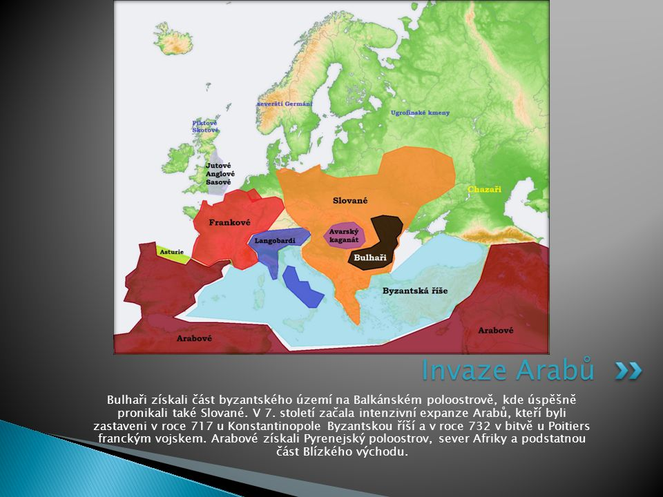 Invaze Arabů