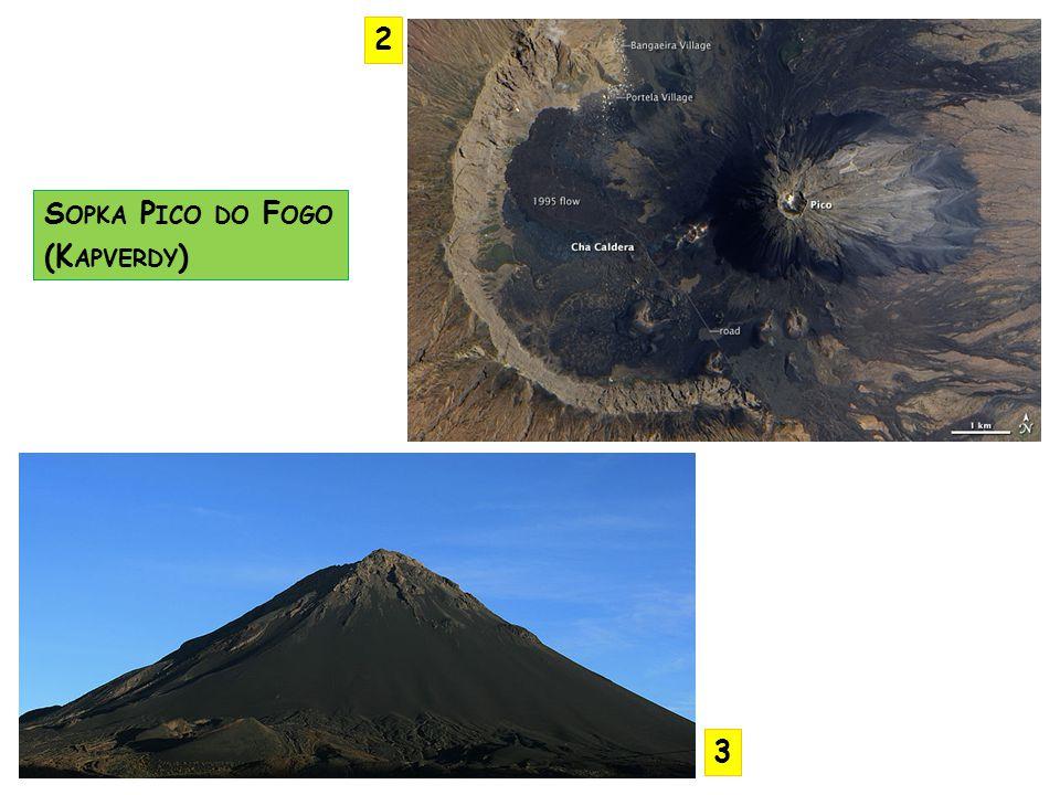 2 Sopka Pico do Fogo (Kapverdy) 3