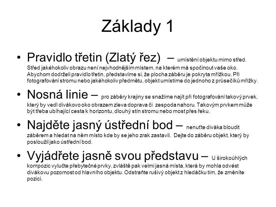 Základy 1