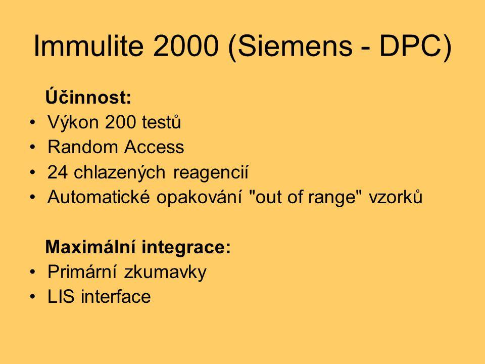 Immulite 2000 (Siemens - DPC)