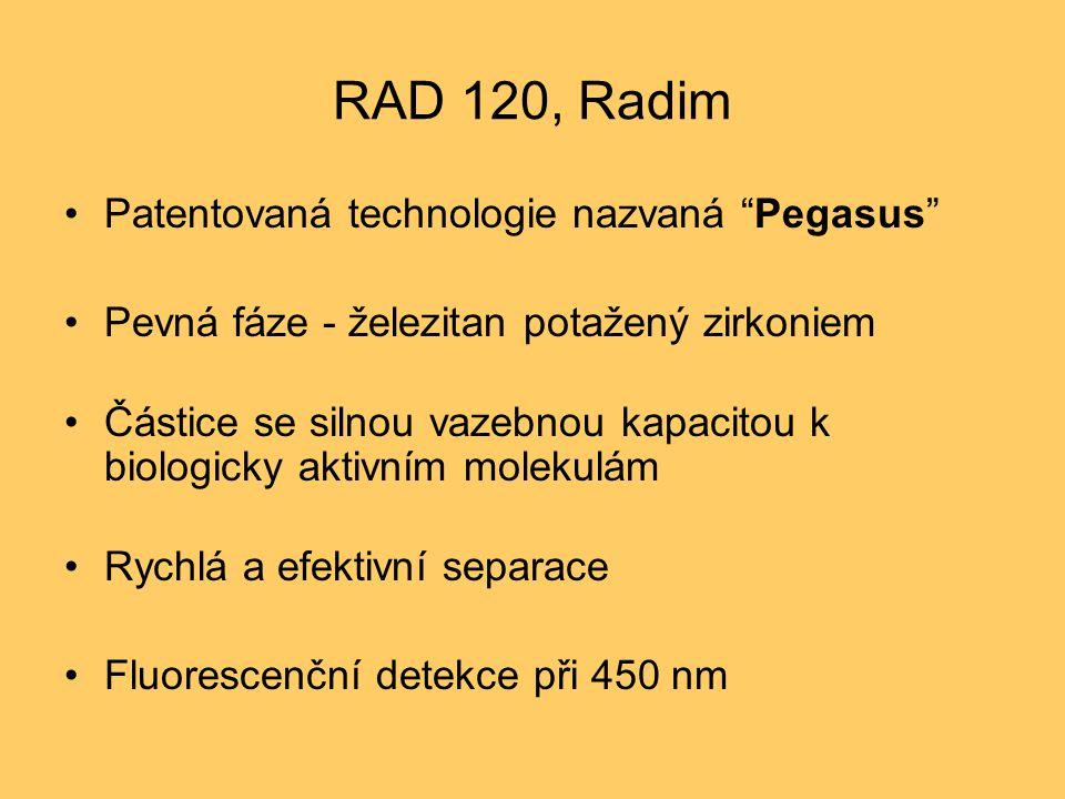 RAD 120, Radim Patentovaná technologie nazvaná Pegasus