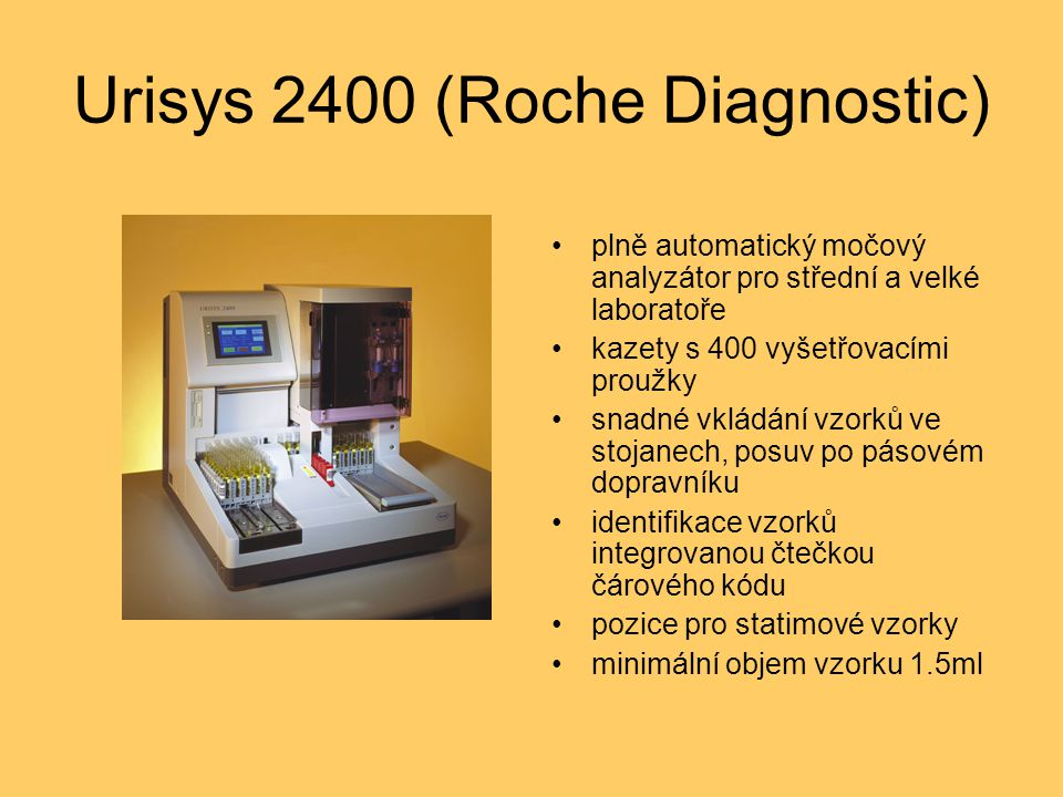 Urisys 2400 (Roche Diagnostic)