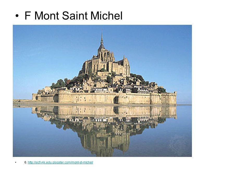 F Mont Saint Michel 6. http://sjcfv4k.edu.glogster.com/mont-st-michel/