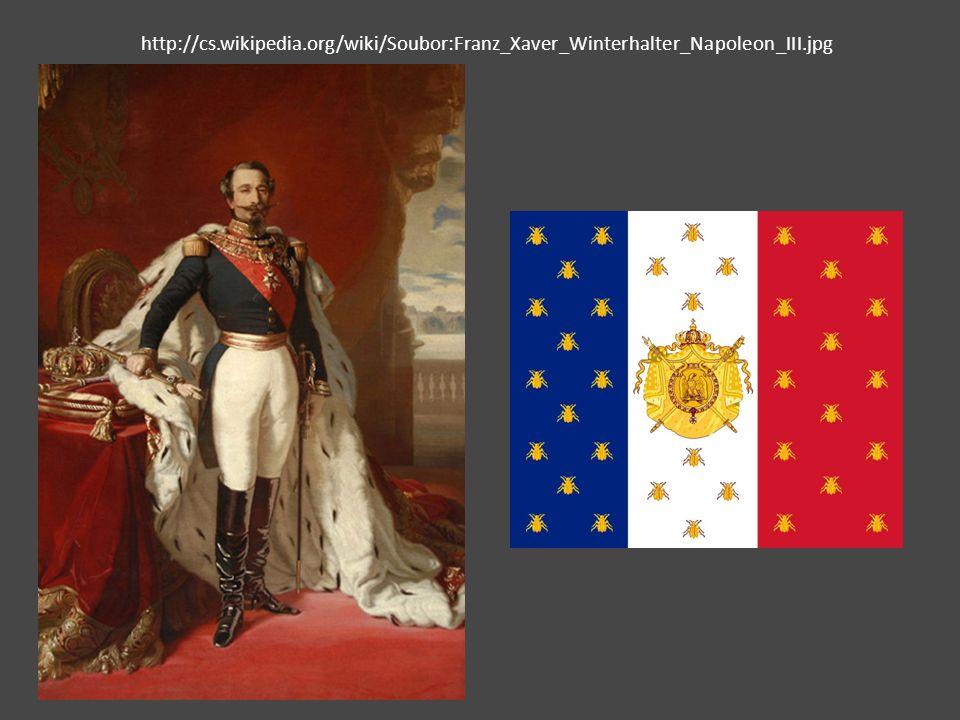 http://cs.wikipedia.org/wiki/Soubor:Franz_Xaver_Winterhalter_Napoleon_III.jpg